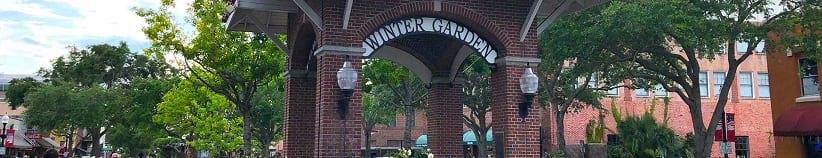 Best Areas To Live In Orlando Winter Garden