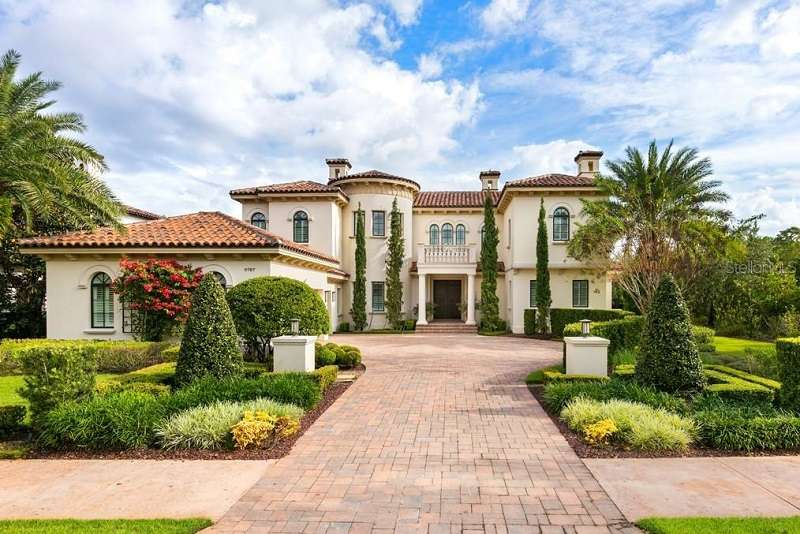 Luxury Home For Sale In Golden Oak FL