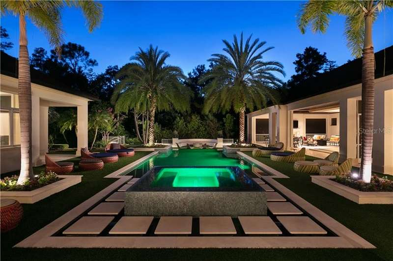 Luxury Homes Near Disney World