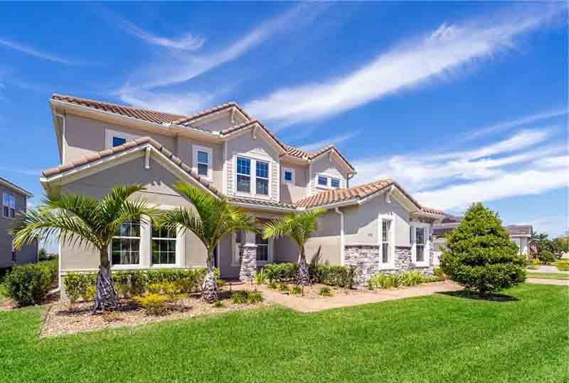 New Single Family Homes In Winter Garden FL