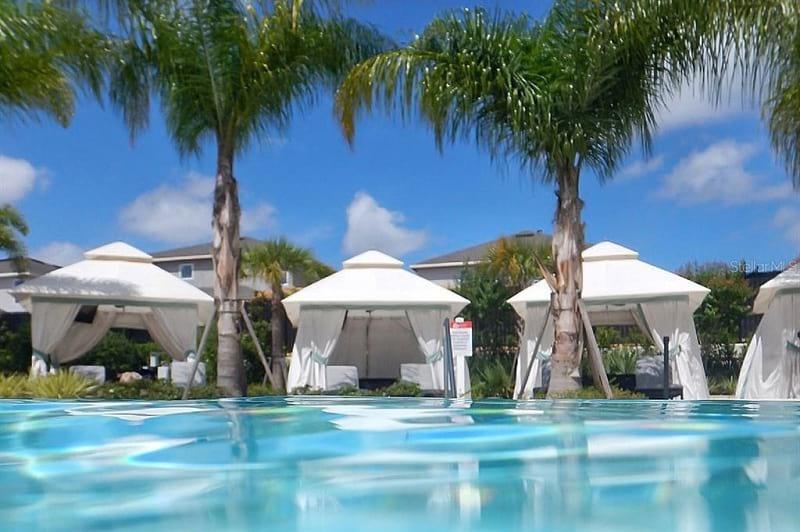Pool Homes For Sale Encore Orlando