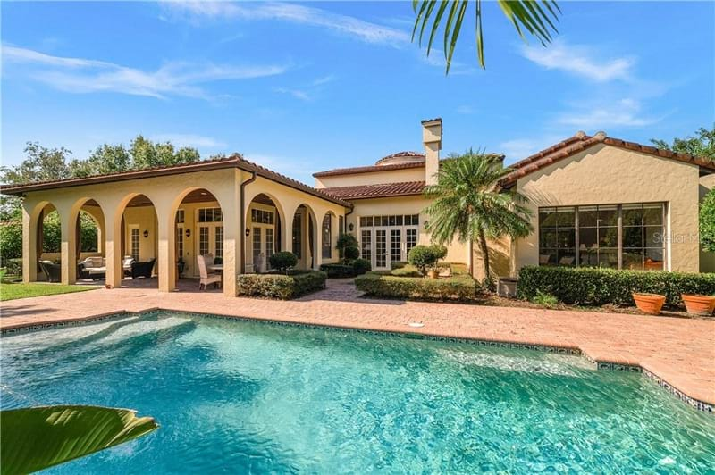 Pool Homes For Sale In Celebration Florida