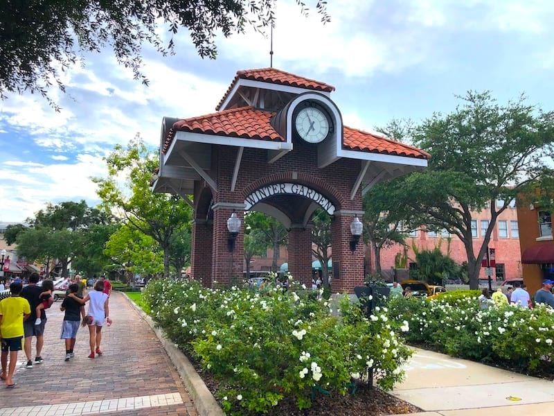 Real Estate Agent Winter Garden FL