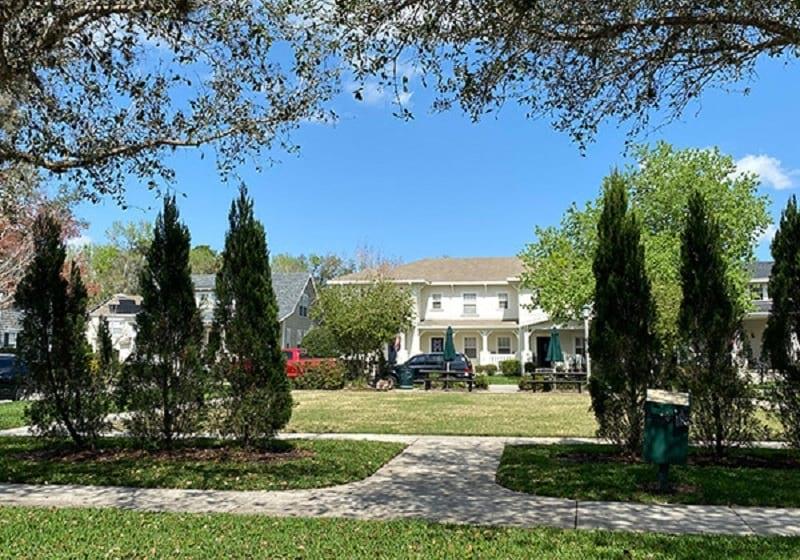 Roseville Corner Celebration Florida
