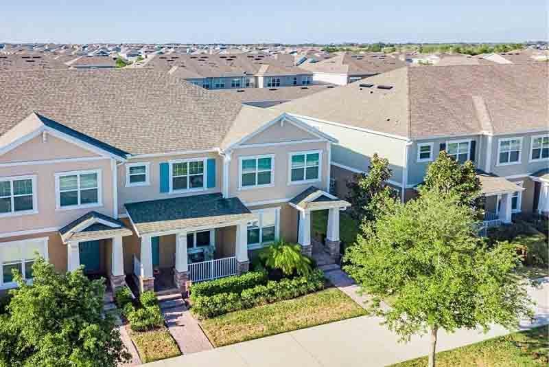 Townhomes For Sale In Winter Garden FL