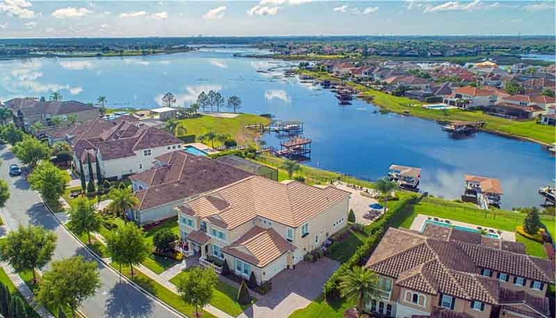 Winter Garden Waterfront Homes For Sale