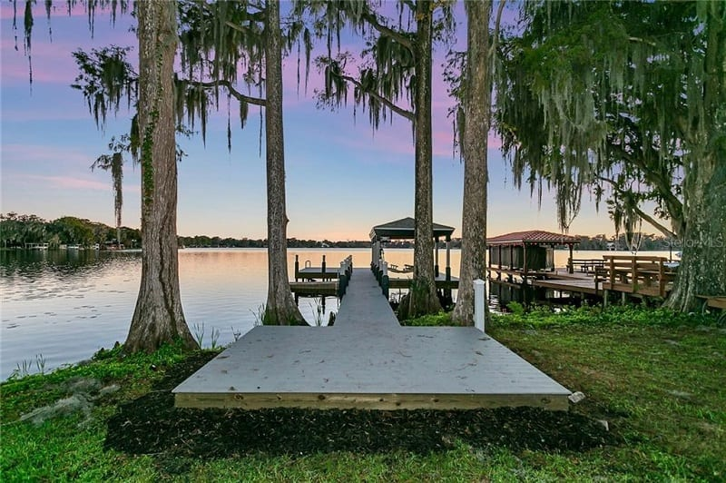 Winter Park Lakefront Homes For Sale Communities